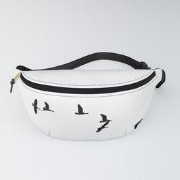 Birds 2 Fanny Pack