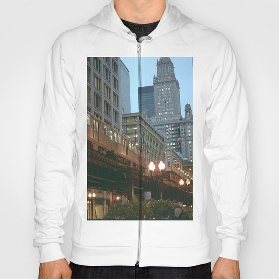 Streets of Chicago Hoody