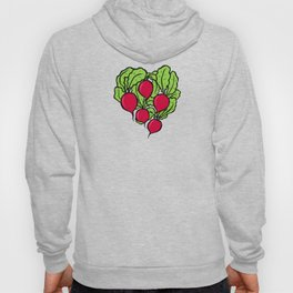 Love for Radishes Hoody