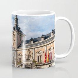 Plaza de la Villa, Madrid Coffee Mug