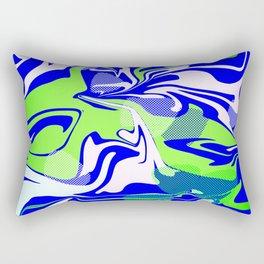Fresh Breeze Rectangular Pillow