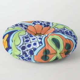 Talavera Ten Floor Pillow