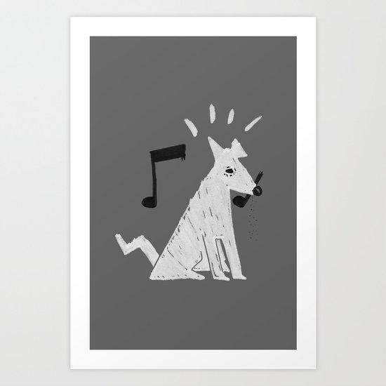 DogReMi Art Print