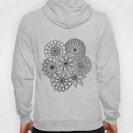 Equanimity / Flowers Hoody
