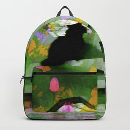 A Pretty Day Backpack