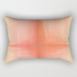 DRENCH.flame.crucifix Rectangular Pillow