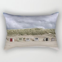 Life on the Beach Rectangular Pillow