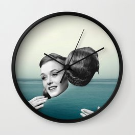 The one you love is 72% water. Wall Clock