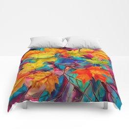 Autumn mood Comforters