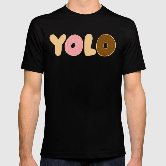YOLO Donuts T-shirt