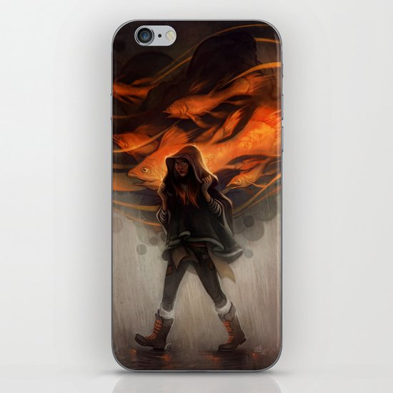 Seastorm iPhone & iPod Skin