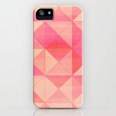 Pink : Pattern iPhone (5, 5s) Slim Case