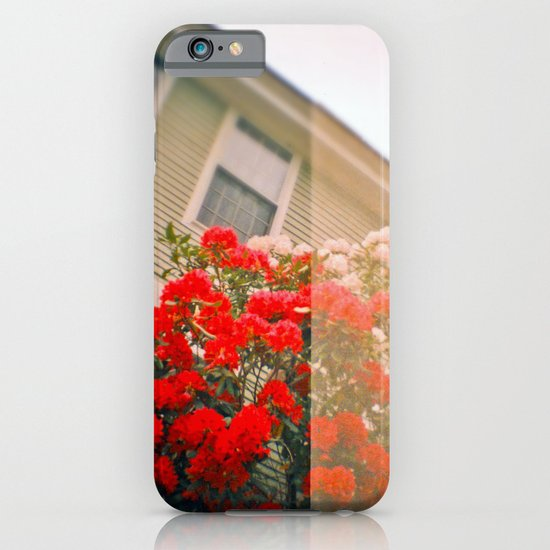 Snow White and Rose Red iPhone & iPod Case