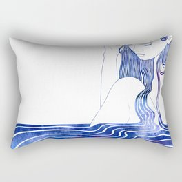 Nereid XVI Rectangular Pillow
