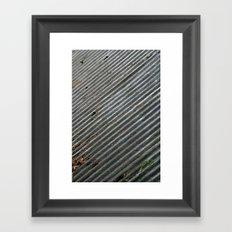 Abandoned Shed Framed Art Print