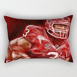 Todd Gurley of UGA Bulldog Football Rectangular Pillow