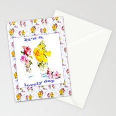 It's a Lovely Day Stationery Cards