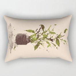 A Writer's Ink Rectangular Pillow
