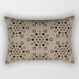Tubular 2 Rectangular Pillow
