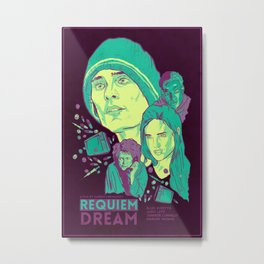 Requiem For A Dream Metal Print