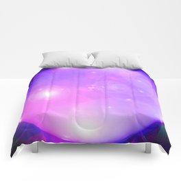 Sphere No. 02 Comforters