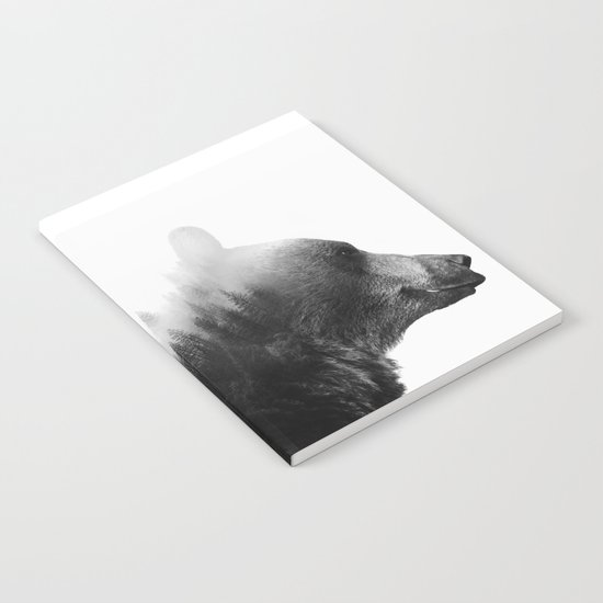 Big Bear Notebook