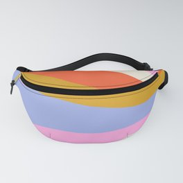 Summer Groove Fanny Pack