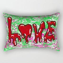 Melting Love Rectangular Pillow