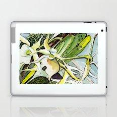 Darwins Orchid Laptop & iPad Skin