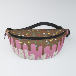 The ice-donut Fanny Pack