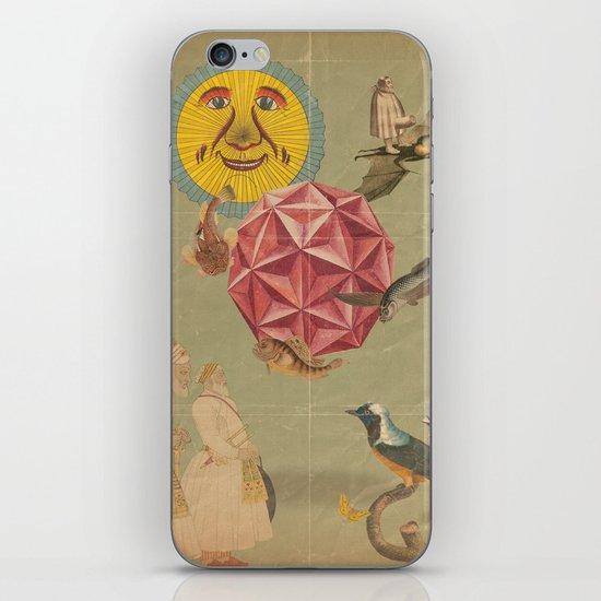 casbah iPhone & iPod Skin