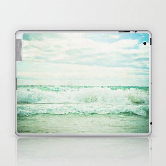Crash Laptop & iPad Skin