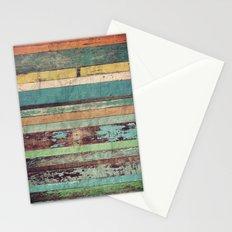Wooden Vintage  Stationery Cards