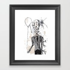 Day at the Circus Framed Art Print