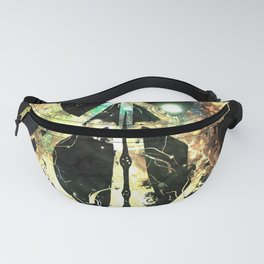 The golden wings Fanny Pack