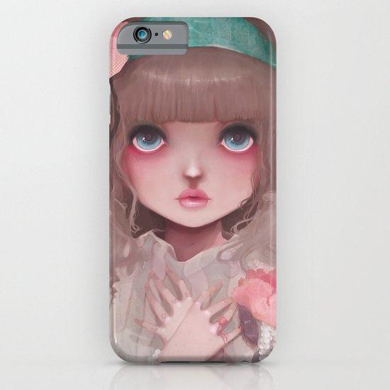 Le coeur en liesse... iPhone & iPod Case