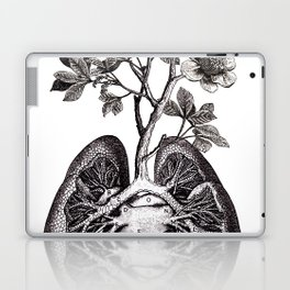 Flourishing Lungs Laptop & iPad Skin