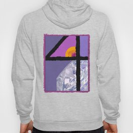 Diamond Four Hoody
