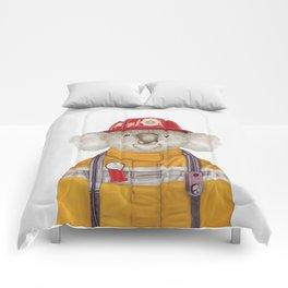 Koala Firefighter Comforters