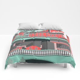 Townscape Comforters