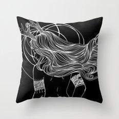 As the Deer Throw Pillow