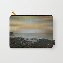Bristol Channel View Carry-All Pouch