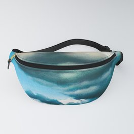 after the storm Fanny Pack