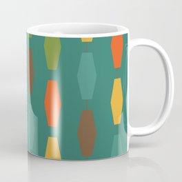 Colima - Teal Coffee Mug