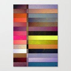 colorsplit Canvas Print