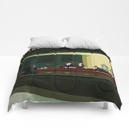 X-Hawks Comforters
