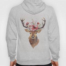 Bohemian Deer Hoody