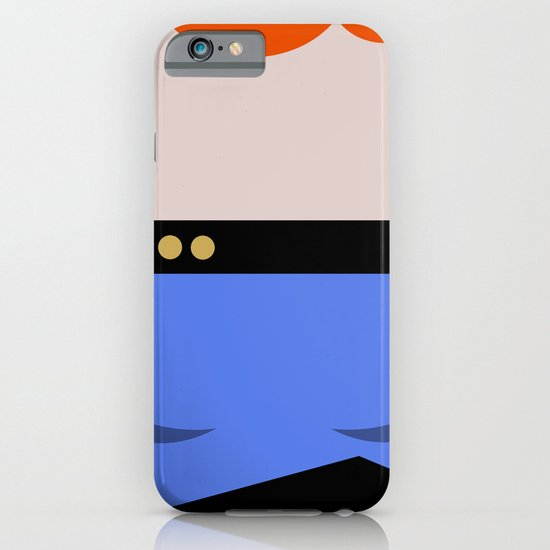 Dr. Beverly Crush er - Minimalist Star Trek TNG The Next Generation 1701 D  startrek - Trektangles iPhone & iPod Case