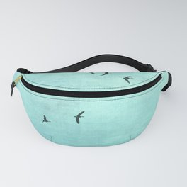 GEESE FLYING Fanny Pack