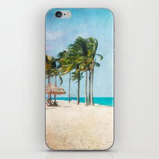 Tropical Breeze iPhone & iPod Skin